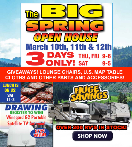 Byerly RV Spring sale