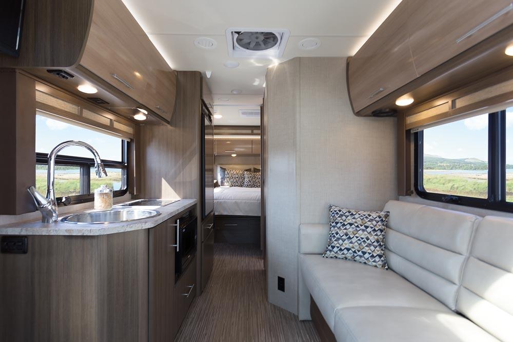Thor Motor Coach Gemini Interior