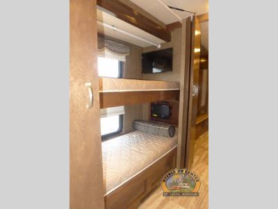 Class A Bunks with TVs