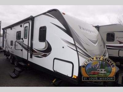 Keystone Passport Bunkhouse Travel Trailer