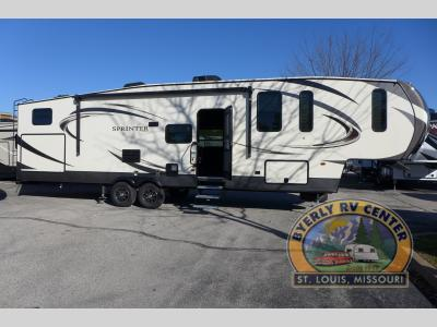 Keystone Sprinter Bunkhouse Fifth Wheel