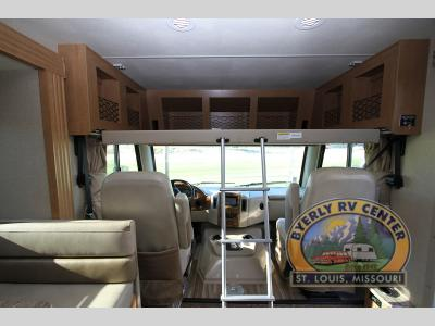 Thor Ace Class A Motorhome Drop Down Bunk