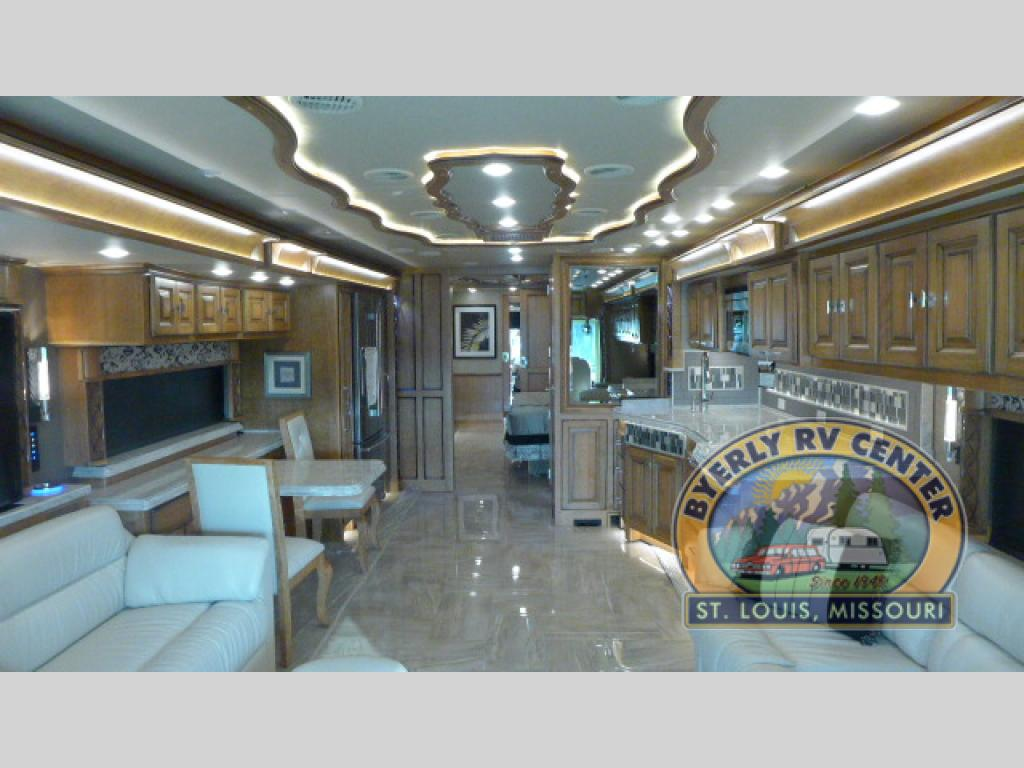 Byerly RV Diesel Motorhome Allegro Bus Interior