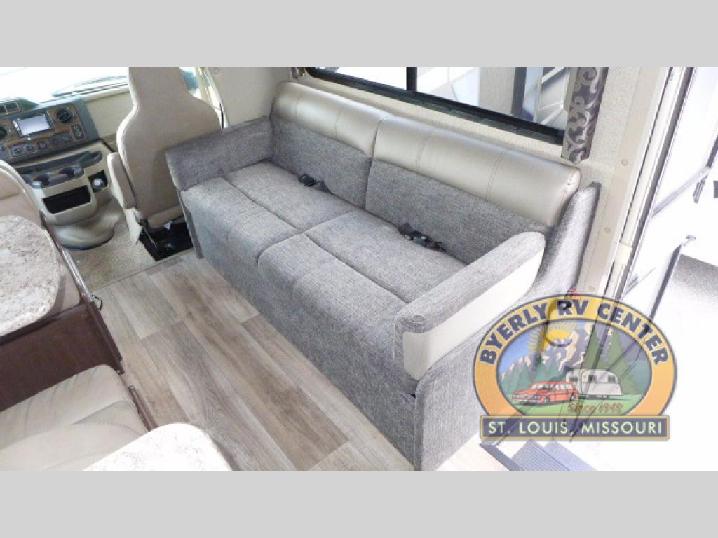 Thor Motor Coach Four Winds Class C Motorhome Sofa