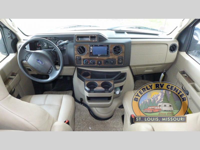 Thor Siesta Class C Diesel Motorhome Drivers Seat