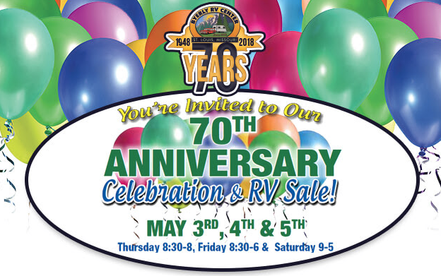 Byerly Anniversary RV Sale