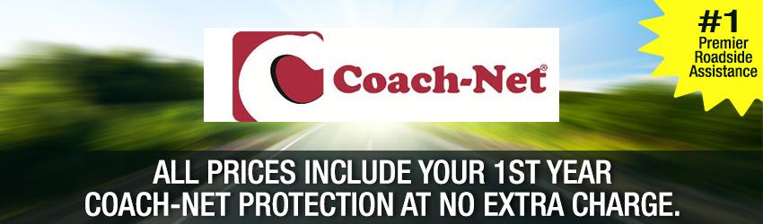 Byerly RV 70th Anniversary Sale RV Rebates Coach-Net