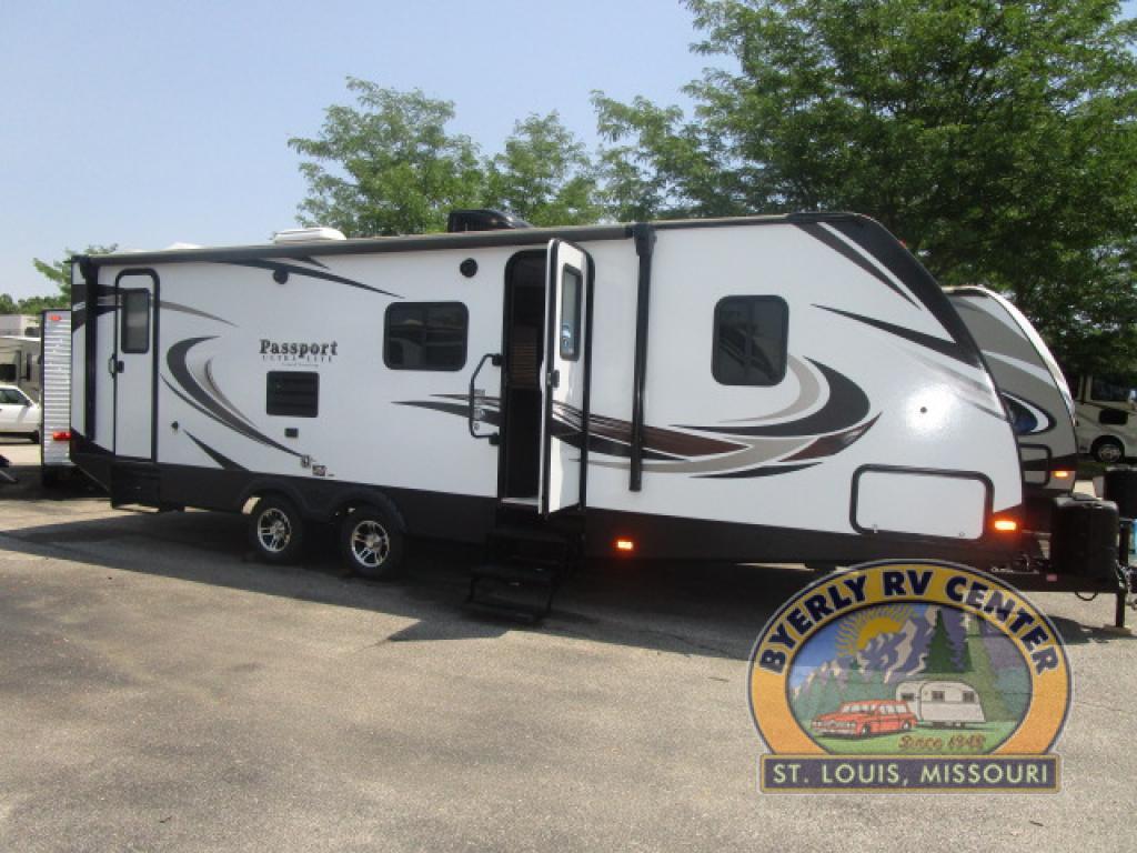 Keystone Passport Ultra Lite Grand Touring Travel Trailer Byerly RV