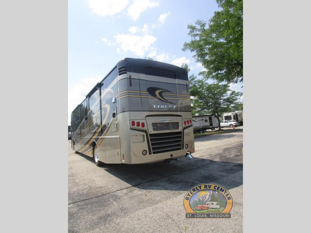 Winnebago Forza review Class A Diesel Pusher Motorhome