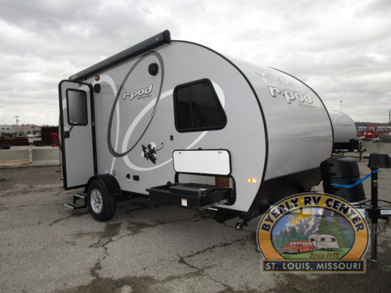 Forest River R Pod travel trailer Main