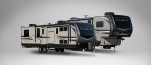 Keystoner Sprinter 5th Wheels and Travel Trailers feature some of the best values in the RV industry.