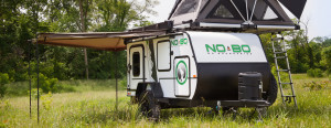 No Boundaries 10.6 Travel Trailer from Forest River