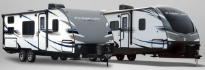 Come see the revamped Keystone Passport RVs at Byerly RV in Eureka, MO