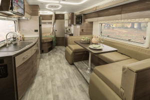The Winnebago View 24J features comfort and luxury in only 24 feet. See it at Byerly RV in Eureka, MO
