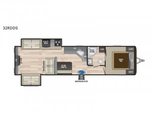 Hideout Travel Trailers feature some of the best floorplans in the RV industry. See them at Byerly RV