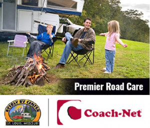 Byerly RV in Eureka, MO includes 1 year of Coach-Net Premier with all new and used RV purchases