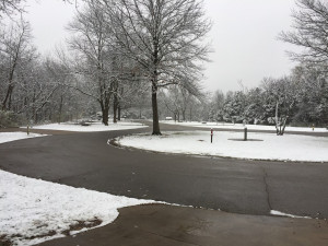 Experience a clam getaway with an RV trip in winter.  Get started at Byerly RV in St. Louis, Missouri