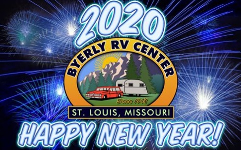 Happy New Year from Byerly RV