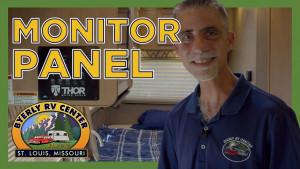 RV Monitor Panel