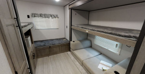 big bunkhouse travel trailers available