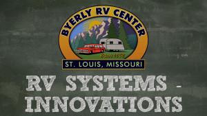 RV Systems - Innovations Blog Image